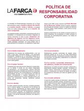 Corporate Responsability