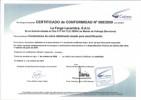 Wire certificate (hangers)