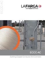 Catalogue cordons mise à la terre ECCC-AC