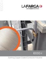 Catalogue cordons mise à la terre ECCC-I